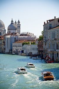 There's a land where men travel in boats and live over the water. #Venice #BeTraveling