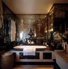 """Дом в стиле """"Дороти Дрейпер"""" в Лондоне"""