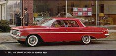 Chevrolet – One Stop Classic Car News & Tips 1961 Chevy Impala, Chevrolet Impala, Chevrolet Camaro, Chevrolet Corvette Stingray, Chevrolet Bel Air, Best Classic Cars, Sports Sedan, Trucks, Vintage Cars