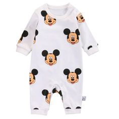 Rompers For Kids, Girls Rompers, Baby Rompers, Kids Jumpsuits, New Born Boy, Cartoon Outfits, Body Suit Outfits, Romper Outfit, Cute Toddlers