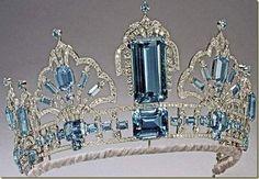 Tiara de Isabel II