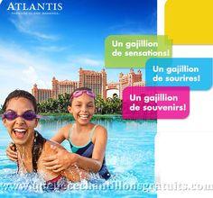 Concours Purell : gagnez un voyage à Atlantis Bahamas!
