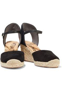 Sam Edelman Espadrilles, Heeled Espadrilles, Espadrille Shoes, Designer High Heels, Designer Shoes, Most Popular Shoes, Michael Kors Sneakers, Denim Shop