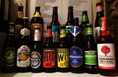 Dozens of bottled beers and ciders http://firebrandbar.co.uk/?p=2509