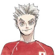 Ushijima Wakatoshi, Bokuto Koutarou, Bokuaka, Haikyuu Manga, Watch Haikyuu, Manga Anime, Beach Bunny, Cloud 9, Haikyuu Ships