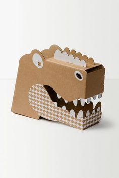 Flatout Frankie Dinosaur Head - anthropologie.eu