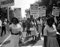 Women in the Civil Rights Movement     www.ushistoryscene.com