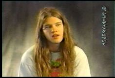 Photo of Shannon Hoon for fans of Blind Melon.