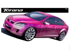 2004 Holden Torana TT36 Hatch Concept Big Girl Toys, Girls Toys, Holden Torana, Pink Cars, Chevrolet Ss, Australian Cars, Pontiac Gto, Motor Car, Custom Cars