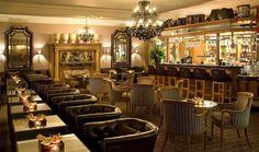 Cavalry Bar Hospitality Interior Design of 41 Hotel London
