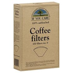 If You Care Coffee Filter No6 *** Continue to the product at the affiliate link Amazon.com.