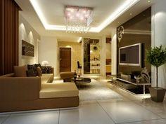Si está buscando ideas para decorar una sala con mucho estilo, hoy en este artículo le ofrecemos una colección de diseños de salas modernas y elegantes, lindas fotos de salas decoradas en colores neutros, muebles de corte lineal y mucha iluminación.