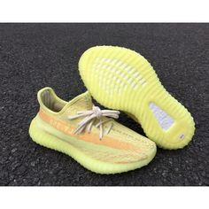 huge selection of 8c065 1cb0f Billige Adidas Yeezy 350 Boost V2 SPLY-350 Fluorescent All Gelb Shoes  Bestellen Adidas Nmd
