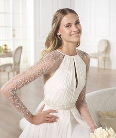 Atelier Pronovias 2015 Haute Couture Bridal Collection