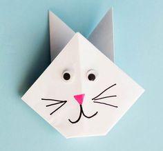 h pfenden origami frosch falten springenden frosch. Black Bedroom Furniture Sets. Home Design Ideas