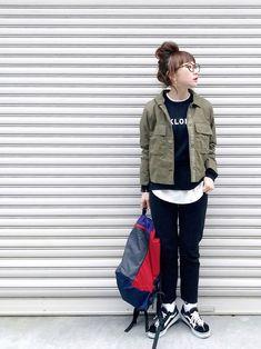 KLONのトップスを使ったSIZUのコーディネートです。WEARはモデル・俳優・ショップスタッフなどの着こなしをチェックできるファッションコーディネートサイトです。