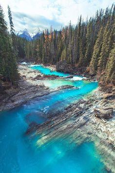 Banff, Alberta eye.of.ty Banff Alberta, Alberta Canada, Our Planet, Beautiful Scenery, Natural Beauty, Around The Worlds, River, Wallpaper, Nature