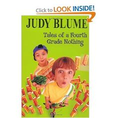 Tales of a Fourth Grade Nothing (A Dell Yearling Book)