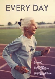Film about Joy Johnson, who became a runner at the age of 59, and two years later went on to run 25 consecutive New York City Marathons. Her last was in 2013. At the age of 86.