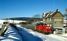 2001.01.04.  212-298 bei schönsten Winterwetter in Oberndorf im Wittgensteiner Land.  (Netzfoto)