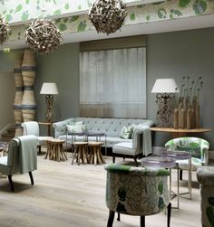 Haymarket Hotel in London - Gorgeous boutique hotel in the West End of London near Piccadilly/Trafalgar Sq