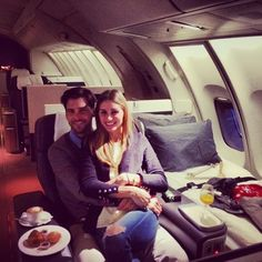 Johannes Huebl and Olivia Palermo Instagram pic l December, 2013