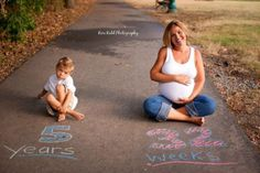 Show Off Your Bump: 10 Photos From A Fun Maternity Shoot Showing Off A Miracle Bump