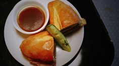 Cole's The Originator of the French Dip Sandwich
