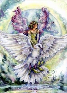 **Bird faerie