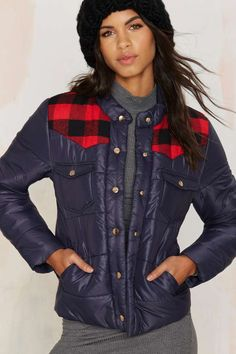 Chill Vibes Quilted Jacket | Shop Clothes at Nasty Gal!