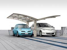 1000 ideas about carport garage on pinterest carport for Carport 2 posti