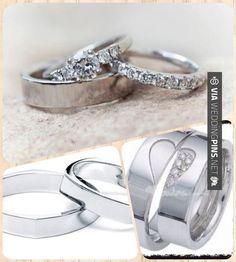 So good - Imagenes de Anillos de Boda Mis 3 favoritas opciones para argolla de matrimonio ❤ | CHECK OUT MORE AMAZING TEMPLATES FOR GREAT Imagenes de Anillos de Boda OVER AT WEDDINGPINS.NET | #ImagenesdeAnillosdeBoda #Anillos #weddingrings #rings #engagementrings #boda #weddings #weddinginvitations #vows #tradition #nontraditional #events #forweddings #iloveweddings #romance #beauty #planners #fashion #weddingphotos #weddingpictures