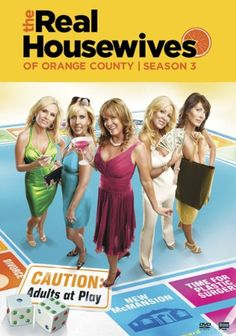 Real Housewives of Orange County: Season 3 [DVD] [Region 1] [US Import] [NTSC]