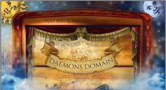 Daemons Domain, our new All Souls Trilogy focused fan site is now live!  Check out The Results of Feeding Our Daemons! (Click image to be redirected.)