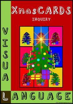 Christmas | Visual Language |  Christmas Cards | Design