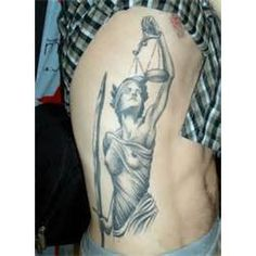 332 Best Lady Justice Tattoos Images In 2019 Justice Tattoo Lady