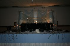 My daughter Andi's wedding--the reception