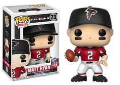 POP! NFL # 73: Atlanta Falcons: MATT RYAN (Home)