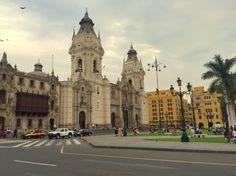 Plaza Mayor de Lima- Perú.