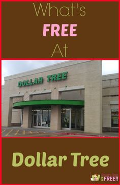Dollar Tree FREE Deals And Coupon Matchups! - Grocery Shop For FREE!!