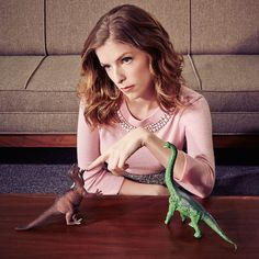Anna Kendrick | Fast Company | Business + Innovation