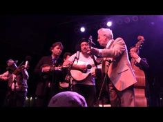 Del McCoury Band with special guest Marcus Mumford in Guthrie Oklahoma!