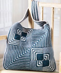 Ravelry: Stitch Sampler Boho Tote pattern by Kara Gott Warner by faytim Crochet Shell Stitch, Crochet Tote, Crochet Handbags, Crochet Purses, Knit Crochet, Crochet Pattern, Crochet Accessories, Bag Accessories, Tote Pattern
