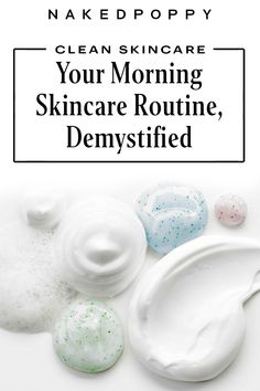 5 Steps To Your Morning Skincare Routine - Toner, serum, face oil: Where do we begin? The average skincare routine consists of a few key elements, tailored to your specific needs, in order to keep your skin healthy and radiant. Layering your skincare correctly maximizes the benefits you ultimately reap. Cleanse first, and then go from the products with the thinnest to thickest consistency for the most benefit. Head to the blog to learn more | skincare routine | best skincare routine… Natural Cleaning Products, Best Makeup Products, Best Foods For Skin, Chemical Free Makeup, Organic Beauty, Natural Beauty, Facial Sunscreen, Skin Care Routine Steps, Clean Makeup