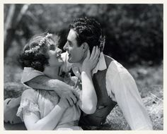 """Norma Shearer and John Gilbert in """"He Who Gets Slapped"""", 1924"""