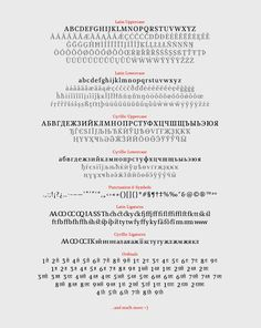 Marta #fonts #design #graphicdesign