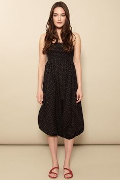 Abacaxi NYC | Dobby Convertible Dress | ETHICA