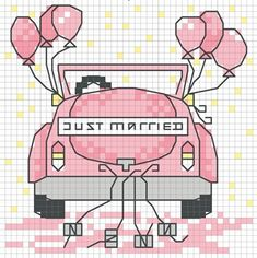 DMC Just Married, from @DMC Creative World, UK.