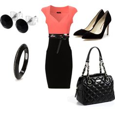 Business Chic, created by sandhya-sihra on Polyvore