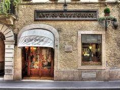 Café Greco - Rome